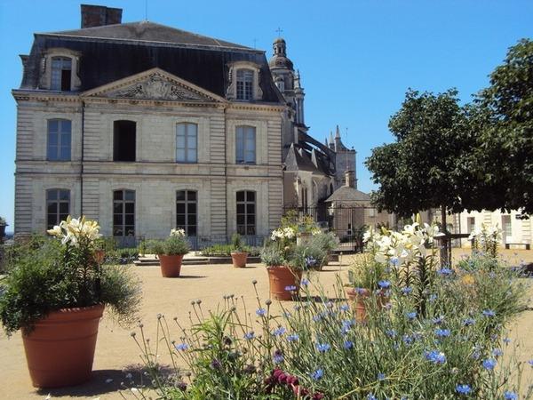 Journées du patrimoine 2020 - Visite guidée de l'ancien évêché, aujourd'hui hôtel de ville.
