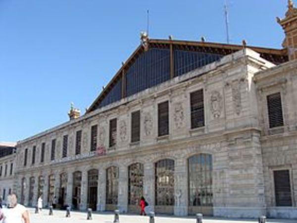 Journées du patrimoine 2018 - Train spécial sur le patrimoine architecturale de la ligne ferroviaire de la Côte Bleue entre Marseille et Miramas
