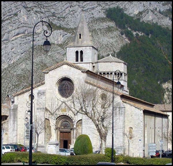 Journées du patrimoine 2017 - Cathédrale Notre-Dame et Saint-Thyrse