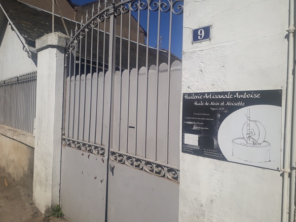Crédits image : Huilerie artisanale Amboise, Licence Libre