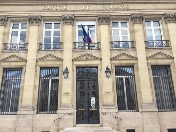 Crédits image : Copyright Banque de France - C. Delhomme