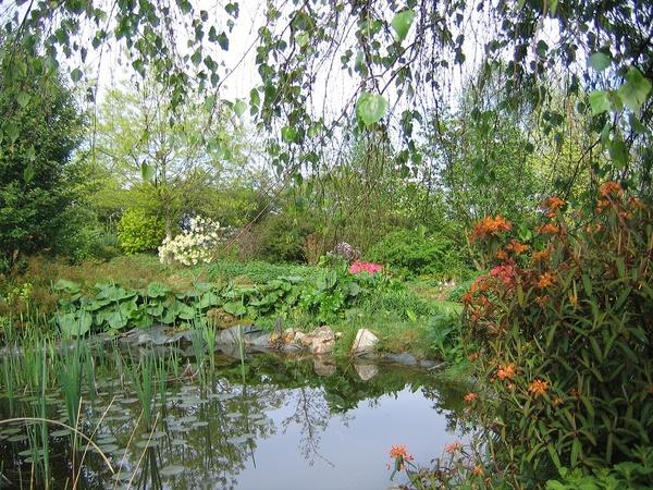 Rendez Vous aux Jardins 2018 -Jardin Au bout de la Lande