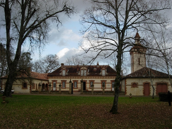 Journées du patrimoine 2017 - Visite libre du château de Pesquidoux