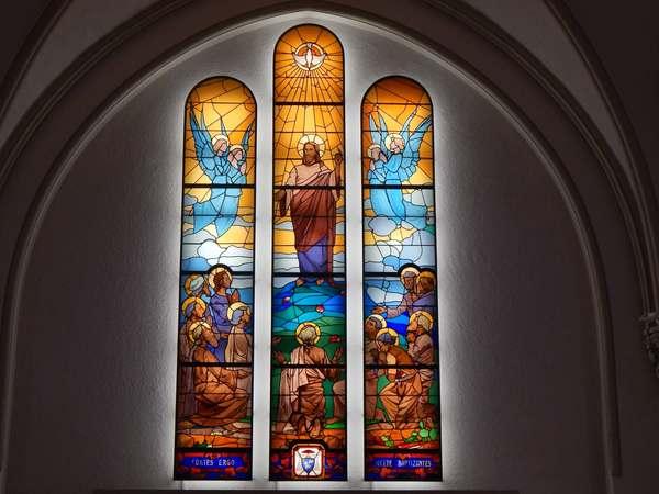 Crédits image : Chapelle de l'ancien petit séminaire, crédit Jean-Olivier Jouve