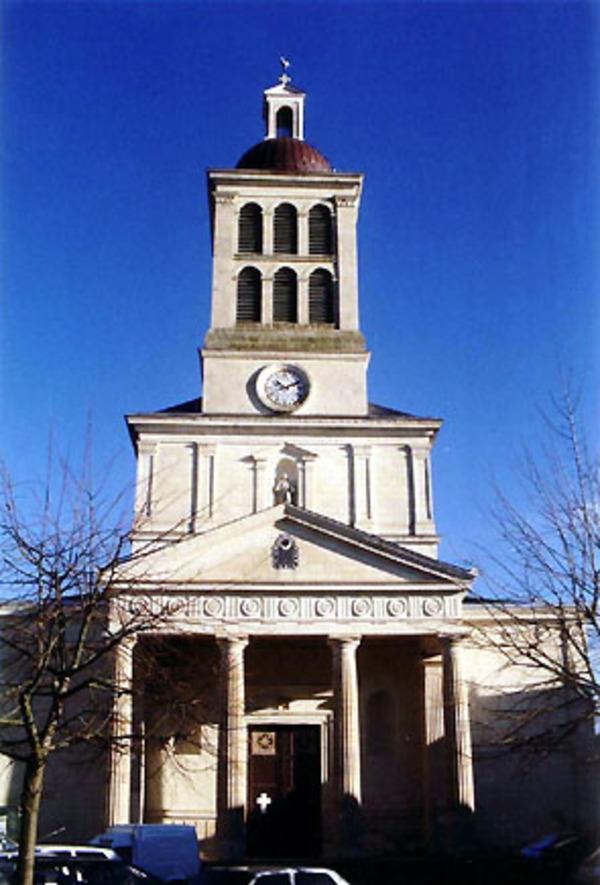 Journées du patrimoine 2020 - Visite de l'Eglise Saint Mathurin