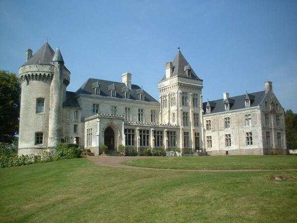 Crédits image : Château de Villers Châtel