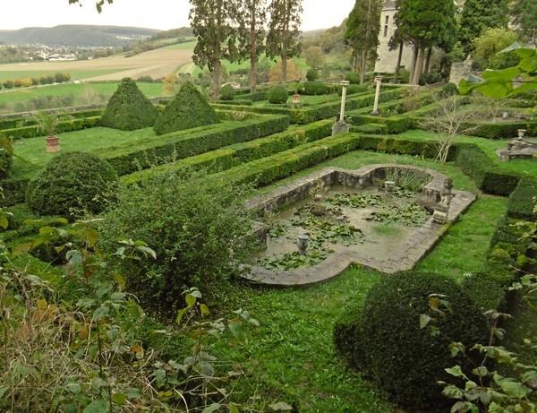 Rendez Vous aux Jardins 2018 -Jardins du Château de Hierges