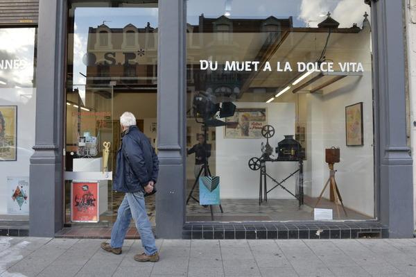 Le Fil Rouge - Galerie QSP