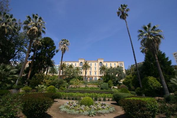 Rendez Vous aux Jardins 2018 -Jardins de l'Hôtel de la Collectivité de Corse
