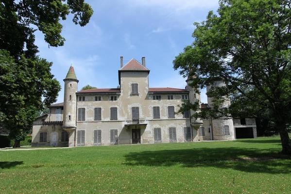 Journées du patrimoine 2017 - Visite du château Chiloup