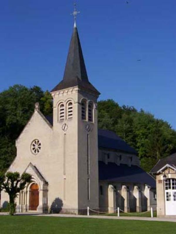 Crédits image : paroisse de la vallée del'Aisne