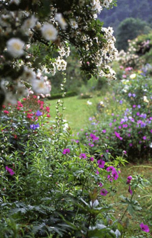 Rendez Vous aux Jardins 2018 -Roseraie de Berty