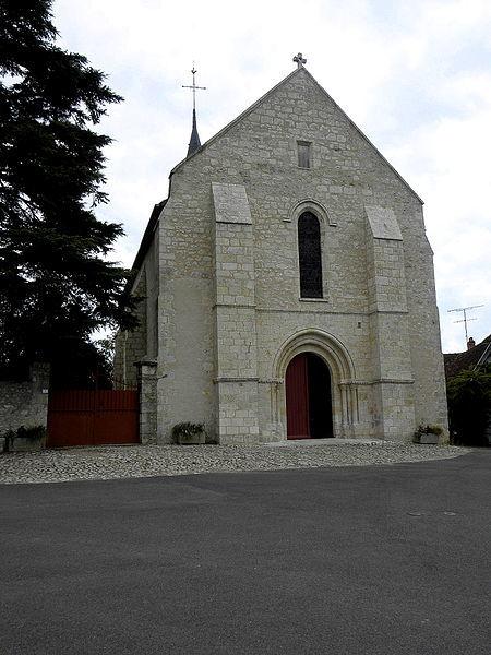Eglise St Léger _ Vicq-sur-Gartempe (86)