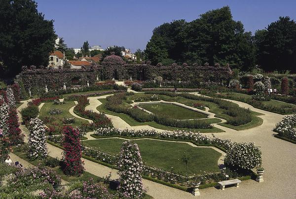 Rendez Vous aux Jardins 2018 -Roseraie du Val-de-Marne