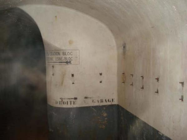 Crédits image : Ouvrage du fort du Chesnois