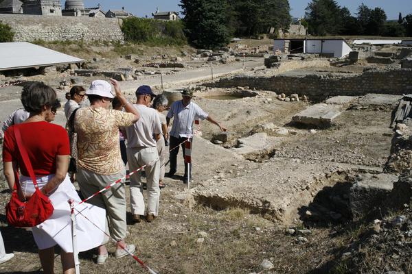 Journées du patrimoine 2017 - Site archéologique du Clos de la Lombarde