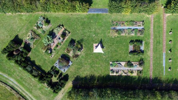 Rendez Vous aux Jardins 2018 -Les jardins de Pline l'ancien - Cassinomagus