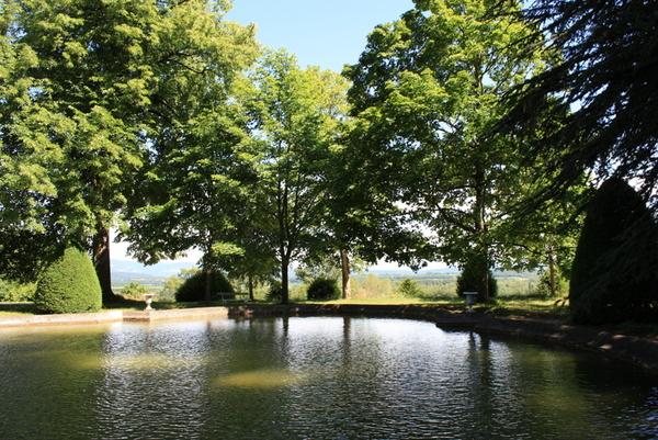 Rendez Vous aux Jardins 2018 -Parc du château de Loyes