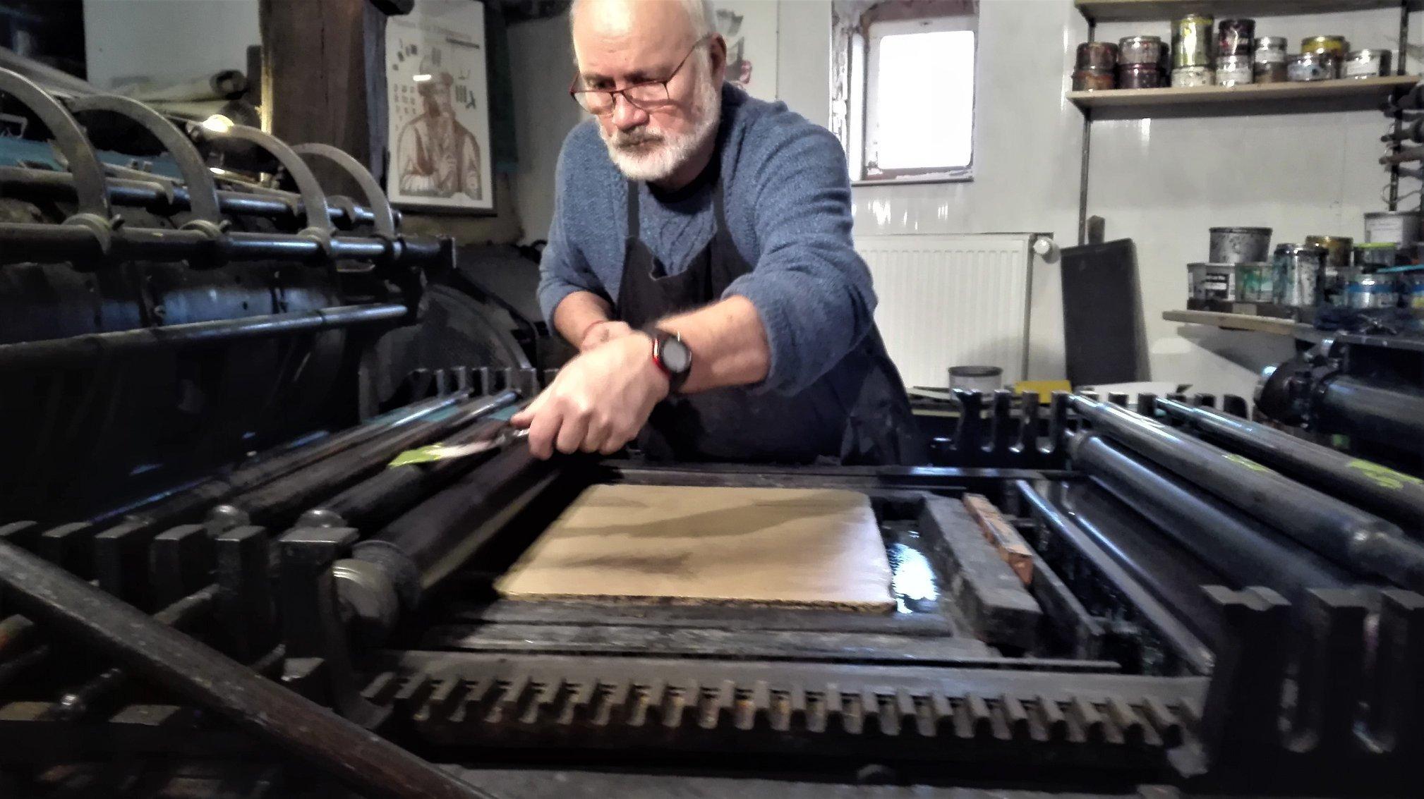 Atelier Litho Hurstel