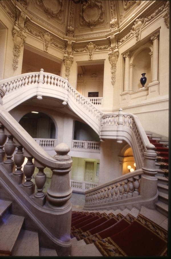 Journées du patrimoine 2017 - Visite de l'Hôtel de Ville de Sens