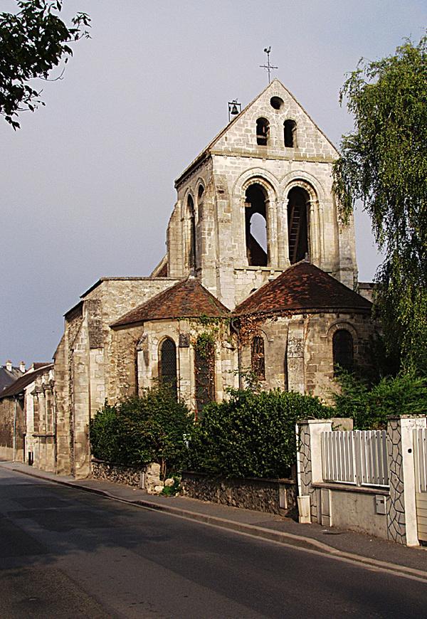 Journées du patrimoine 2017 - Visite de l'Église St Etienne Fosses
