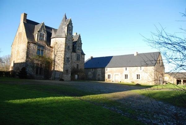 Journées du patrimoine 2017 - visite du manoir d'Aubigné