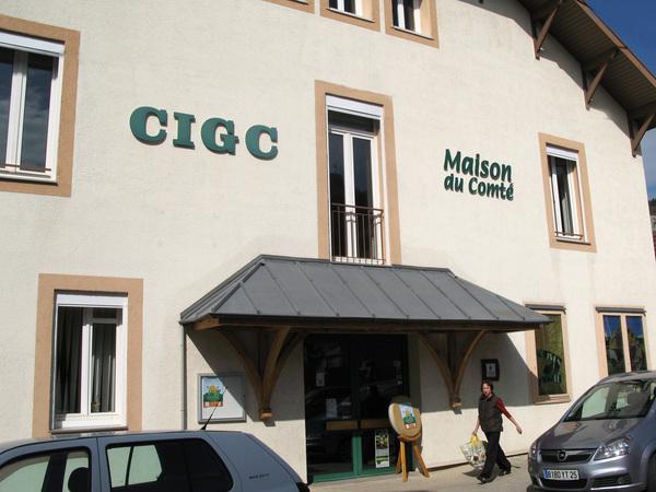 Crédits image : CIGC / Petit