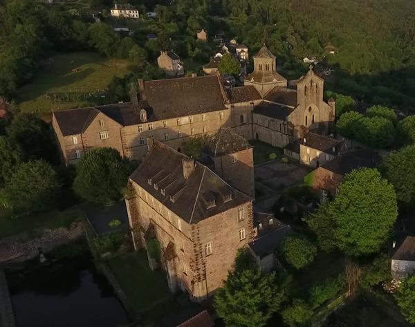 Crédits image : © Abbaye d'Aubazines