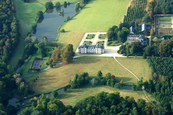 Crédits image : © Parcs et jardins du château de Tournelay