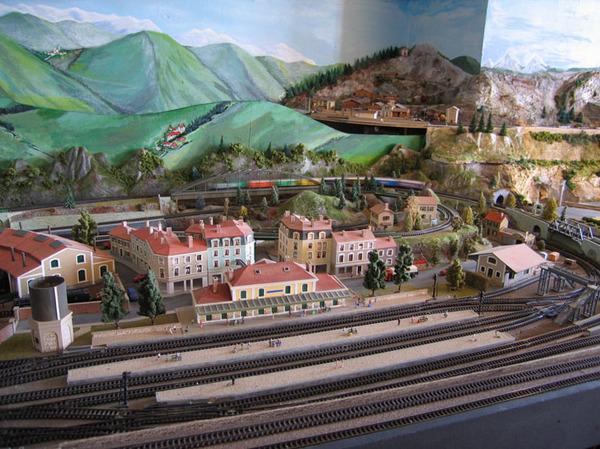 Journées du patrimoine 2017 - Modélisme ferroviaire