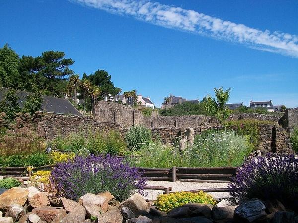 Rendez Vous aux Jardins 2018 -Jardins de simples de l'ancienne abbaye