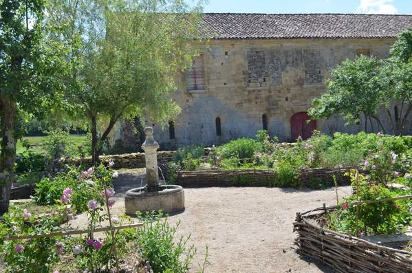 Rendez Vous aux Jardins 2018 -Jardins de l'abbaye de Bonnefont