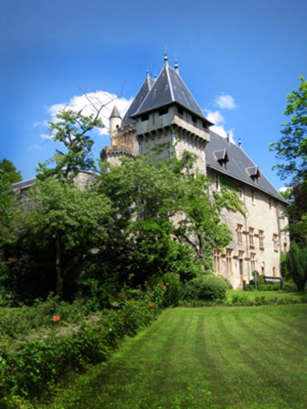 Journées du patrimoine 2017 - Château de Chazey sur AIn