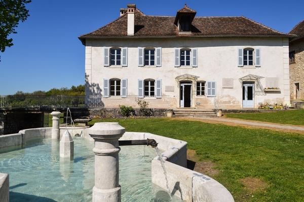 Journées du patrimoine 2017 - Visite libre de la Maison d'Izieu