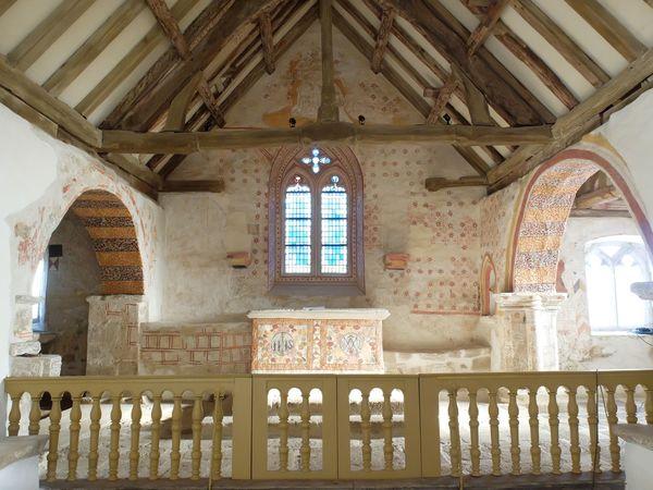 Journées du patrimoine 2018 - Visite libre de la chapelle de Locmaria