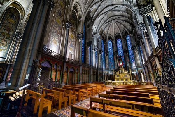 Crédits image : ©Florent MAYAUD Cathédrale Notre-Dame de la Treille