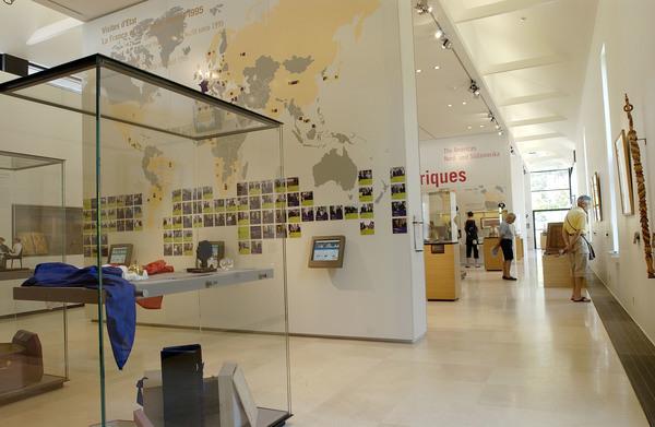 Nuit des musées 2018 -Musée du Président Jacques Chirac