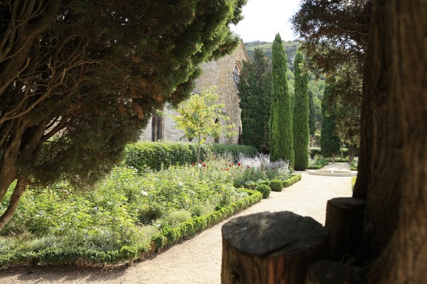 Rendez Vous aux Jardins 2018 -Jardins de l'abbaye de Fontfroide