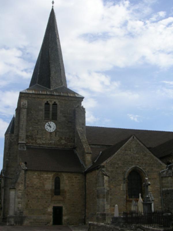 Journées du patrimoine 2017 - Visite de l'église Saint-Germain