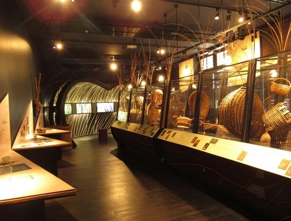 Journées du patrimoine 2017 - Ateliers et expositions de vannerie