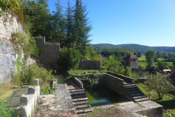 Rendez Vous aux Jardins 2018 -Château de Larnagol