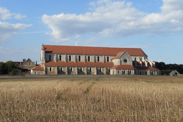 Journées du patrimoine 2017 - Visite guidée de l'abbaye de Pontigny