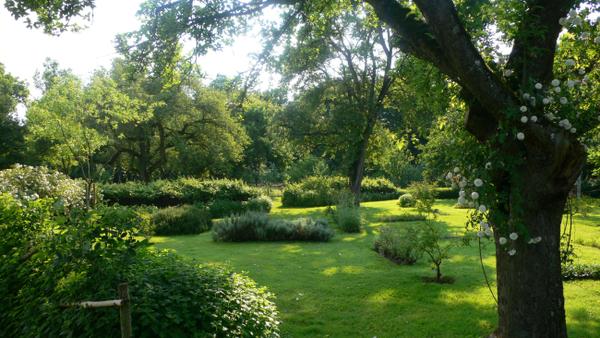 Rendez Vous aux Jardins 2018 -Jardin de la Guyonnière