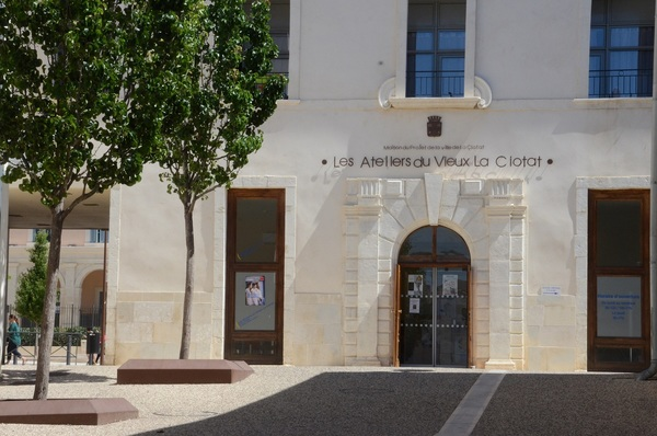 Journées du patrimoine 2019 - Ateliers du Vieux La Ciotat
