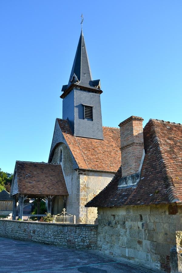 Journées du patrimoine 2018 - Visite libre de l'église Saint-Ouen et de la chambre de charité