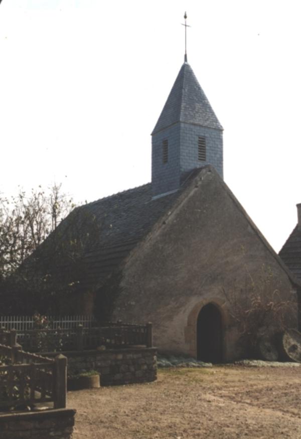 Journées du patrimoine 2017 - Visite de la chapelle de Saint-Georges