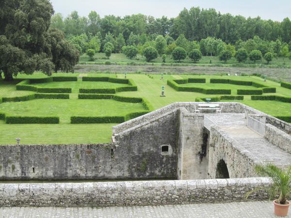 Rendez Vous aux Jardins 2018 -Parc et jardins du château & thermes de Saint-Denis-sur-loire