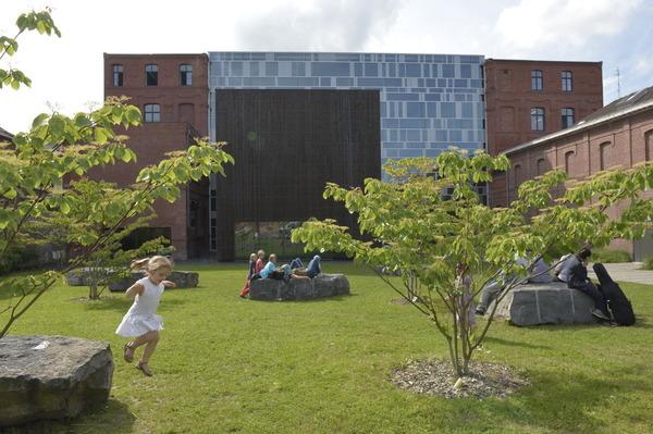 Le Conservatoire de Roubaix