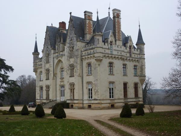 Journées du patrimoine 2017 - visite intérieur et extérieur du château de brignac