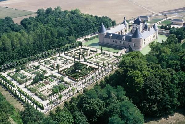 Rendez Vous aux Jardins 2018 -Château de Chamerolles